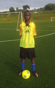 Kabila-Steven Bongomin-U17Team